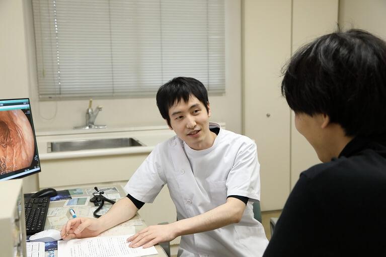 肝炎の診断方法